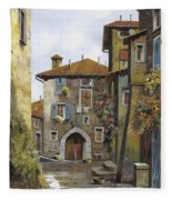 Umbria Fleece Blanket