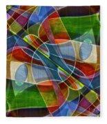 Unchartered Fleece Blanket