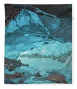 Under The Glacier Fleece Blanket