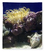 Under The Sea Fleece Blanket