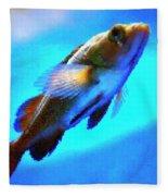Underwater Levity Fleece Blanket