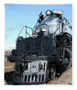 Union Pacific Big Boy I Fleece Blanket