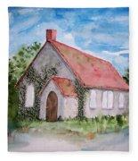 Unitarian Church Fleece Blanket