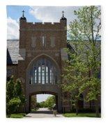University Of Notre Dame Fleece Blanket