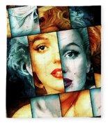 Monroe  Fleece Blanket