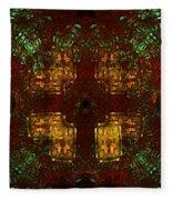 Untitled 031811 Fleece Blanket