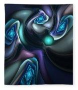 Untitled 04-14-10-b Fleece Blanket