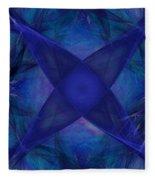 Untitled 12-01-09 Fleece Blanket