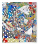 Untitled #2 Fleece Blanket