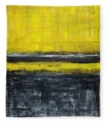 Untitled No. 11 Fleece Blanket
