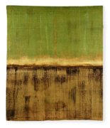 Untitled No. 12 Fleece Blanket