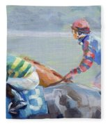 Untitled Saratoga Fleece Blanket