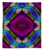 Untitled Viii Fleece Blanket