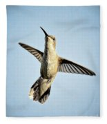 Up And Away Fleece Blanket