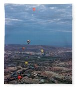 Up, Up And Away Fleece Blanket