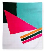 Uphill Fleece Blanket