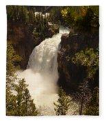 Upper Falls Fleece Blanket