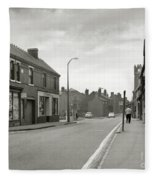 Upper High Street, Lye - 1960's    Ref-63 Fleece Blanket