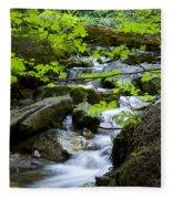 Upstream Fleece Blanket