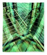 Urban Abstract 405 Fleece Blanket