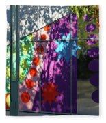 Urban Color - Afternoon Shadows Fleece Blanket