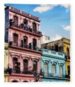 Urban Havana Fleece Blanket
