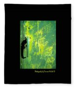 Urban Image 13 Fleece Blanket