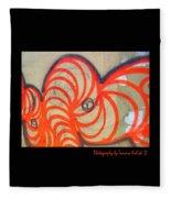 Urban Image 20 Fleece Blanket