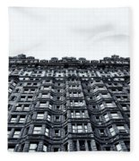 Urban Mountain Fleece Blanket