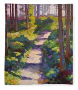 Urban Trail Climb Fleece Blanket