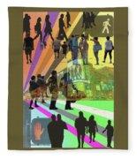 Urbana Fleece Blanket