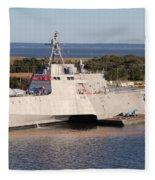 U.s. Navy Fleece Blanket
