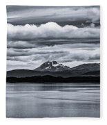 Ushuaia Ar 1 Fleece Blanket