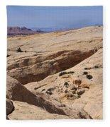 Utah Serenity 2 Fleece Blanket