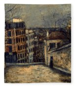 Utrillo: Mont-cenis Fleece Blanket