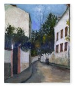 Utrillo: Sannois, 1912 Fleece Blanket