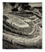 Valley Of Fire 3158 Fleece Blanket