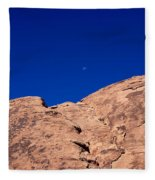 Valley Of Fire State Park Fleece Blanket
