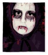 Vampire II Fleece Blanket
