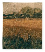 Van Gogh: Arles, 1888 Fleece Blanket