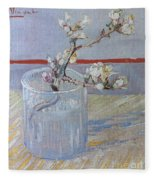 Van Gogh: Branch, 1888 Fleece Blanket