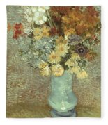 Van Gogh: Flowers, 1887 Fleece Blanket