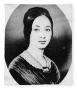 Varina Howell Davis (1826-1906) Fleece Blanket