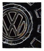 VW3 Fleece Blanket