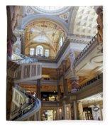 Vegas Luxury  Fleece Blanket