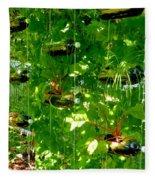 Vegetables Plant For Urban Life 2 Fleece Blanket