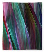 Veil Dance Fleece Blanket