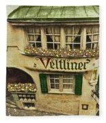Veltliner Keller Fleece Blanket