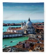 Eternal Venice Fleece Blanket