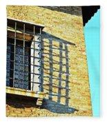 Venice Window Fleece Blanket